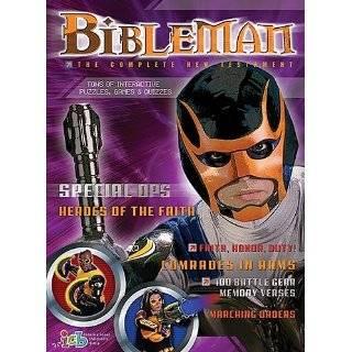 Bibleman Combat Manual Strategic Training In Bible Memory