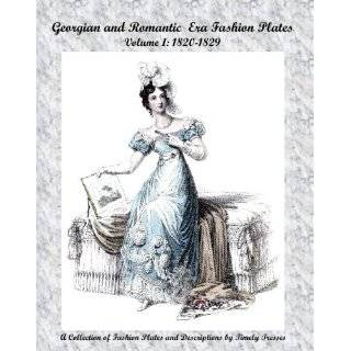 Early Victorian Era Fashion Plates: 1840 1844