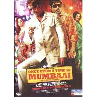 Upon A Time in Mumbai (New Hindi Film Soundtrack / Bollywood Movie