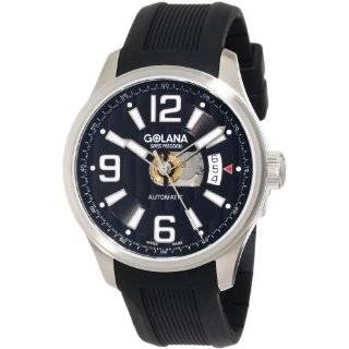 Golana Swiss Mens AD300 3 Advanced Pro 300 Stainless Steel Watch