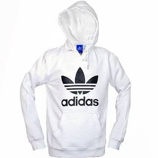 Adidas Original Mens Trefoil Hoodie Jacket Coat Gray/Red 3XL adidas