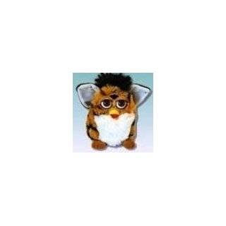 Furby Model 70 800 Tiger Brown & Black Electronic Furbie
