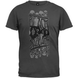 Black Sabbath   Sabotage T Shirt   Small Black Sabbath   Sabotage T