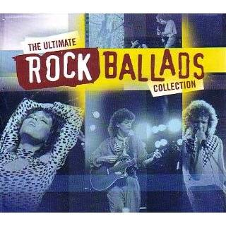 The Ultimate Rock Ballads Collection   Love Hurts: Various