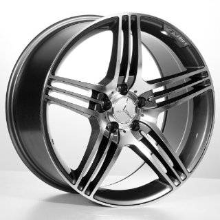 20 Amg Mercedes Benz Wheels & Tires Pkg   20X8.5 20X9.5