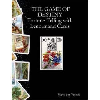 Fortune Telling With Playing Cards (9781903065310