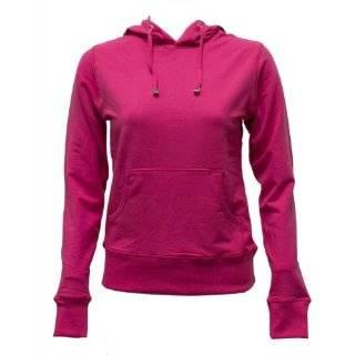 Ladies/Womens Plain Hooded Sweatshirt Top/Hoodie (4 Colours) Clothing