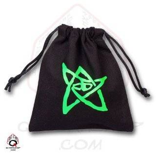 Call Of Cthulhu Green And Glow in the Dark Dice Set Toys