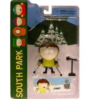 Mezco Toyz South Park Series 3 Action Figure Timmy Toys & Games