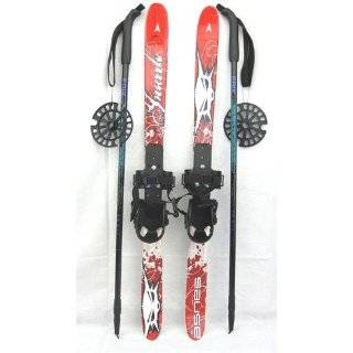 Whitewoods Nordic Cross Country Skis for Kids 100cm with
