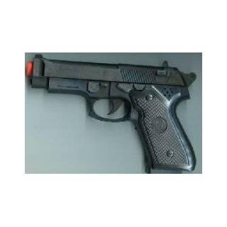 Pistol Gun Japanese Erasers. 2 Pack. Silver Toys & Games