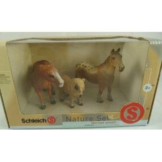Schleich Small Horses Nature Set Horse Figure