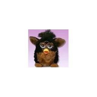 Furby Model 70 800 Gorilla Black + Brown Electronic Furbie