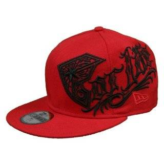 Famous Stars and Straps Mens Crowded Flex Hat Clothing