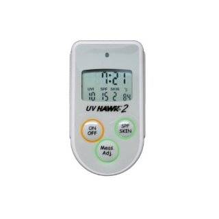 UV HAWK Q3I UVHAWK2 Waterproof Ultraviolet Sunlight Meter