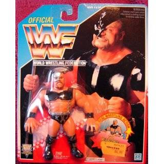 Boss Man Wrestling Action Figure by Hasbro WWE WCW ECW Toys & Games