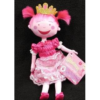 Pinkalicious Goldilicious Unicorn Plush: Toys & Games