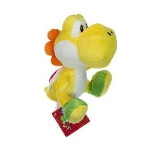 Nintendo Super Mario Bros. Wii Plush Toy   6 Green Yoshi