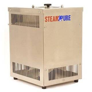 Steam Pure Stainlsee Steel Counter Top Water Distiller by Pure