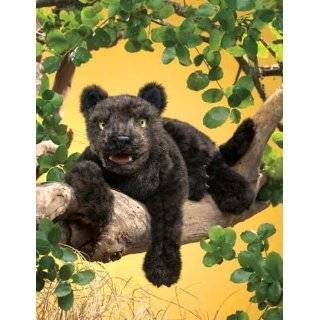 Giant Stuffed Black Panther 46 Realistic Big Plush Jungle