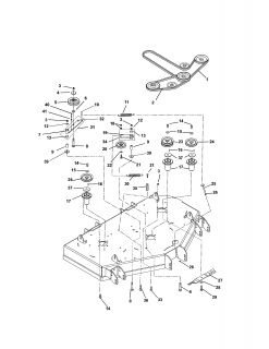 Power Pro Riding Lawn Mower Wiring Diagram