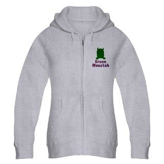 Oxycontin 80mg Green Pill Zip Hoodie by WingDingDesigns