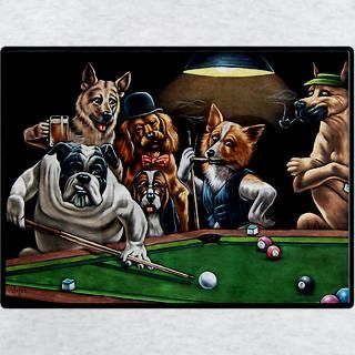 gifts t shirts dogs playing pool light t shirt