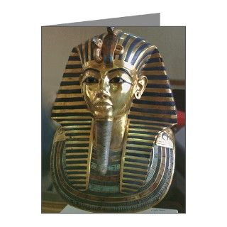 King Tut Thank You Note Cards
