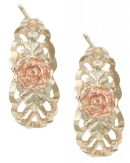 Online Shopping Jewelry & Watches Jewelry Earrings Black Hills Gold
