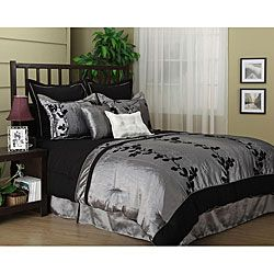 Wendy Flocked Luxury 7 piece Comforter Set Today: $69.99 3.9 (43