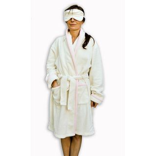 Dea Aromatherapy Robe and Eye Pillow Set