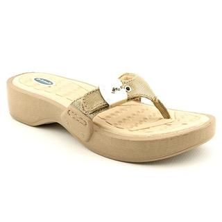 Dr. Scholls Womens Roll Synthetic Sandals