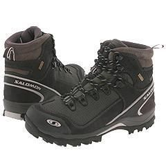 Salomon Mega Trek 6 Light GTX Grey Low Boot