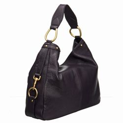 Presa Zuma Extra large Leather Hobo Bag