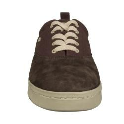 British Knights Mens Cloak Chocolate/Cream Sneaker