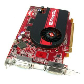 ATI 100 505157 Fire GL V5200 256MB Graphics Card (Refurbished
