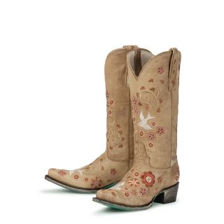 Lane Boots Womens Groovy Girl Cowboy Boots See Price in Cart
