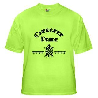 Cherokee Indian T Shirts, Cherokee Indian Shirts & Tees, Custom