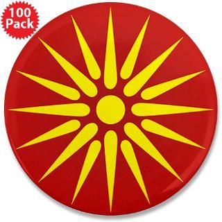 Macedonian 3.5 Button (100 pack)