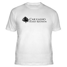 Carvalho Family Reunion Gifts & Merchandise  Carvalho Family Reunion