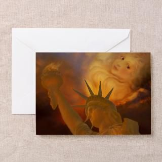 Greeting Cards & Postcards : Angel Art by Eve