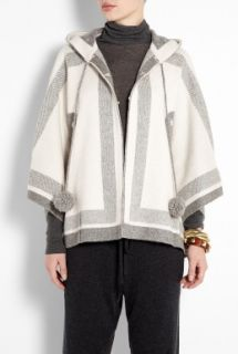 Paul & Joe Sister  Big Bunny Hooded Cape Jacket by Paul & Joe Sister