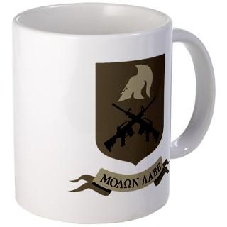 Molon Labe, Come and Take Them Coffee Mug