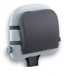 Kensington 82025 Memory Foam Backrest, 14 1/4w x 1 3/4d x