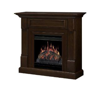 Dimplex GDS20 1101MA Traditional Electric Fireplace, Mocha