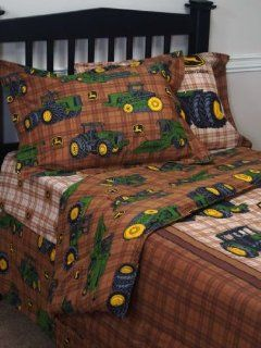 John Deere Traditional Twin Comforter