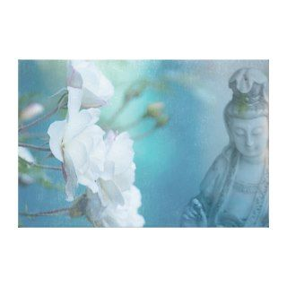 Quan Yin, image only   Large, 36 x 24 Canvas Prints