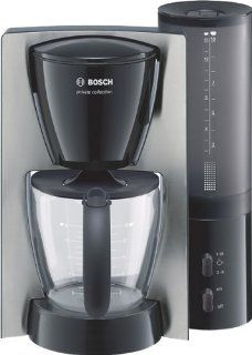 Bosch TKA6621 Kaffeemaschine private collection Edelstahl / schwarz