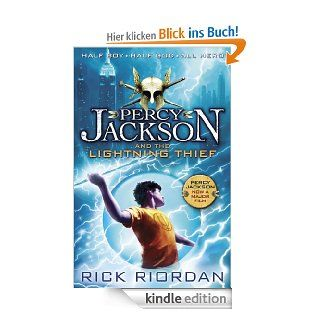 Percy Jackson and the Lightning Thief eBook: Rick Riordan: