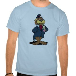 Willard E. Walrus  Classic Cartoon Story T Shirt